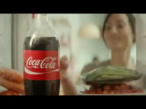 Iklan Coca-Cola(Jom makan)