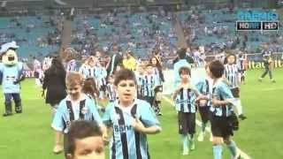 Bastidores Grêmio 1 x 0 Ponte Preta
