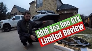 9. 2018 Sea Doo GTX Limited review