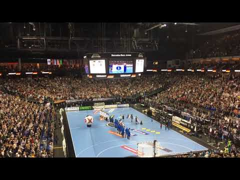 Handball WM 2019 Deutschland gegen Frankreich