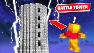 Minecraft Battle Towers (RLCraft #3)