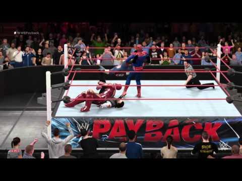 Video WWE 2K16 Captain America ( Civil War )  Underoos!!!!!!!!!!!! download in MP3, 3GP, MP4, WEBM, AVI, FLV January 2017