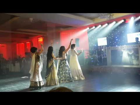 Amit and Nainas Wedding - Siblings Performance:  Smashed It!