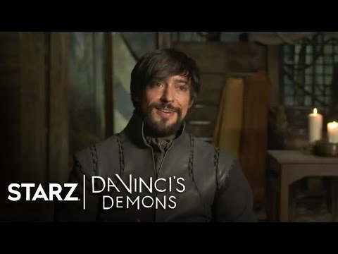 Da Vinci's Demons | Season 2 Overview | STARZ