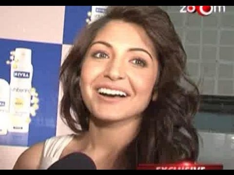 Anushka Sharma gives beauty tips!