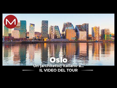 Un Architetto (italiano) a...Oslo - webinar