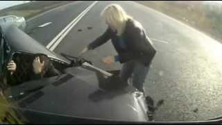 Funny Car Crashes Compilation ✔ JANXEN - INTERSEXION 1.0 (live synthpop)
