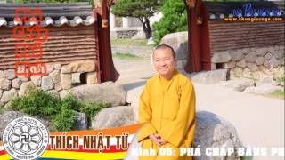 Tâm Kinh 05:  PHÁ CHẤP BẰNG PHỦ ĐỊNH - TT.Thích Nhật Từ