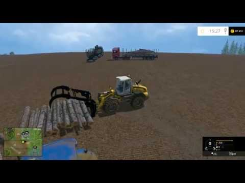 Wheelloader Forkmod v1.0