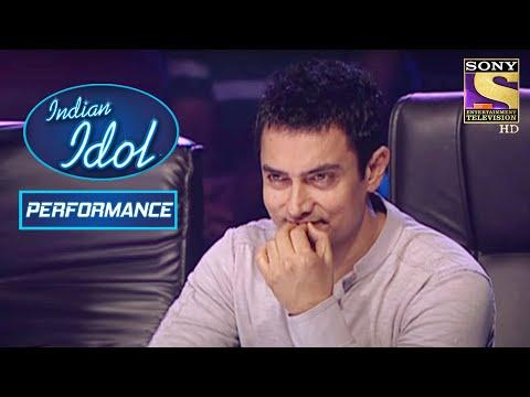 Aamir Khan को पसंद आया Bhoomi का High-Energy Performance   Indian Idol Season 5