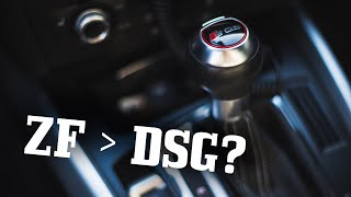 Is The ZF 8 Speed BETTER Than DSG? by Ignition Tube