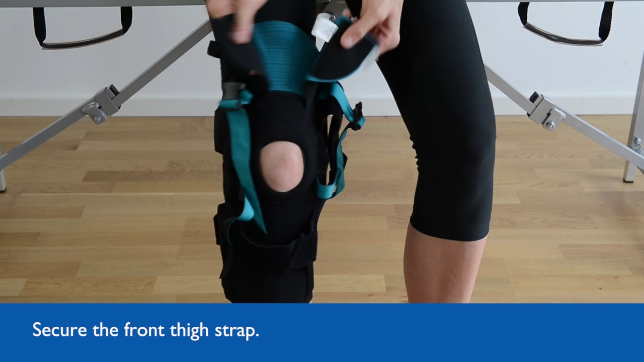 SELECTION Knee Optima Patient Instructions