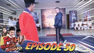 Babeh Agi VS Sarob, Tanding Antara Master Beda Perguruan - Fatih di Kampung Jawara Eps 50