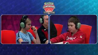 2018 Pokémon North America International Championships: TCG Junior Finals by The Official Pokémon Channel