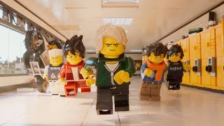 The Lego Ninjago Movie - Official Trailer - 2