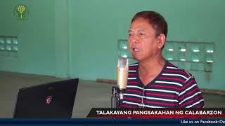 Episode 63 with Laguna Agricultural Program Coordinating Officer (APCO) Antonio C. Visitacion
