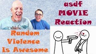 "Video REACTION TIME | ""asdf Movie"" Kicks Butt! MP3, 3GP, MP4, WEBM, AVI, FLV Juli 2018"