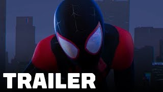 Spider-Man: Into the Spider-Verse Trailer #3 (2018) Shameik Moore, Jake Johnson