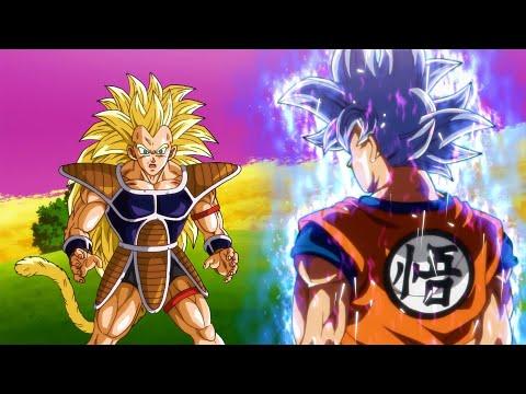Goku Finally Meets Raditz 20 Years Later! Dragon Ball Super GR PART 1