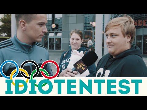 IDIOTENTEST - Olympische Spiele