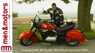 2. Kawasaki Drifter 800 Review - With Richard Hammond (2000)