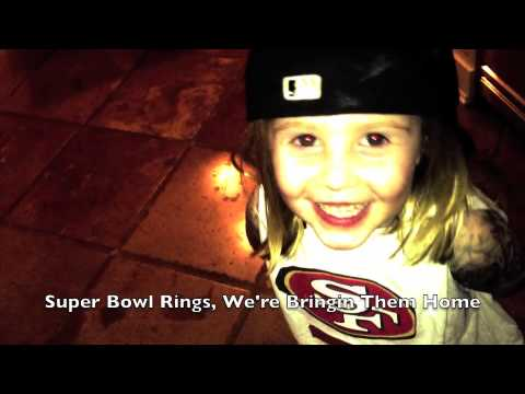 5-Year-Old Tattooed Girl Sings Rap Tribute to Kaepernick