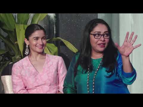 Alia Bhatt Interview On Role In RAAZI Movie | VICK