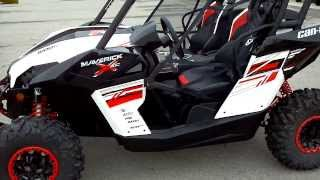 7. 2014 CAN-AM MAVERICK 1000 XXC 60 INCH WIDE MAVERICK