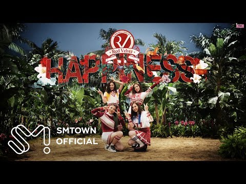 Red Velvet - Happiness [Teaser]