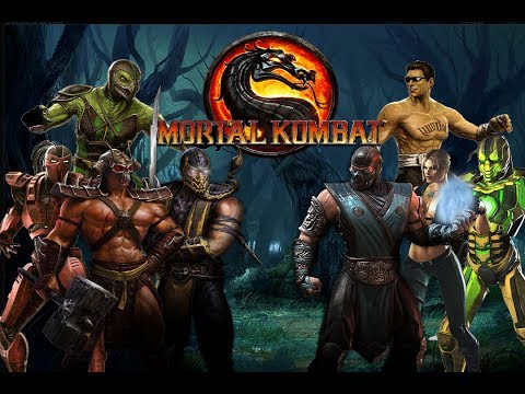 Costumes - Mortal Kombat 9 Komplete Edition All Costumes / Skins, Mortal Kombat 9 All Costumes / Skins, Mortal Kombat Komplete Edition All Costumes / Skins, All Intros,...