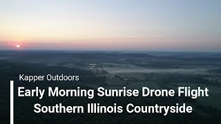 Tag along to see what a morning sunrise looks like from a few hundred feet up in the air as I take a morning flight on the Phantom...