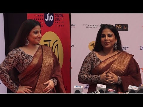 Vidya Balan At Jio Mami Movie Mela