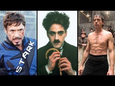 Top 10 Robert Downey, Jr. Moments