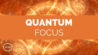 Video Quantum Focus - Super Mental Focus - Study / Work Focus Improvement - Binaural Beats MP3, 3GP, MP4, WEBM, AVI, FLV November 2017