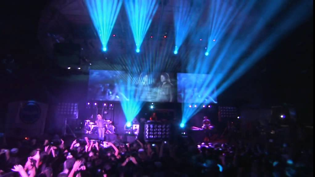 Paul van Dyk & Band - Live in Los Angeles, New York and Miami 2014