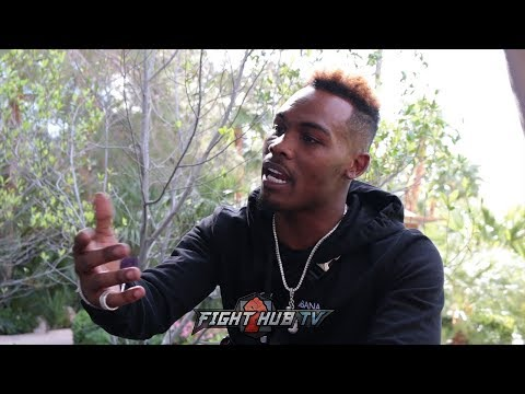 "Jermell Charlo On Broner Tank Davis Beef ""ain't No Drama, We Coming To Your City, We Not Playing"""