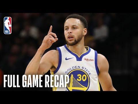 WARRIORS vs TIMBERWOLVES | Wild Overtime Finish In Minnesota | March 29, 2019