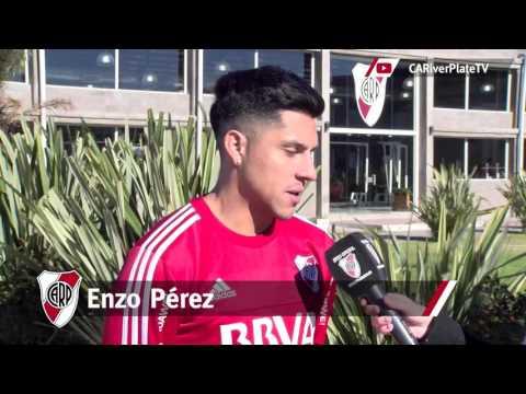 Enzo Pérez: