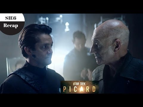 Star Trek - Picard - Season 1 Episode 6 Recap - Spoilers