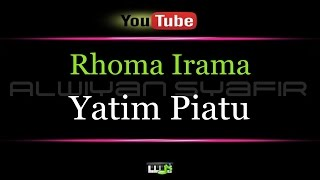 Video Karaoke Rhoma Irama - Yatim Piatu MP3, 3GP, MP4, WEBM, AVI, FLV September 2017