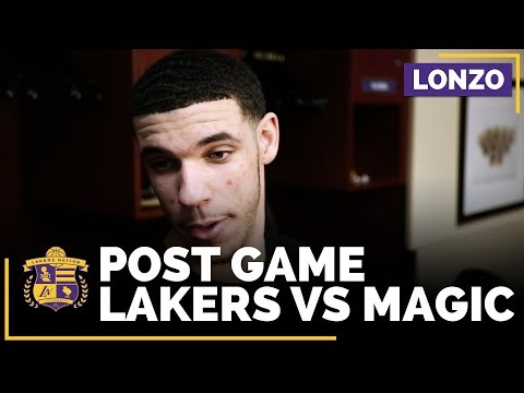Video: Lonzo Ball Talks Lakers' Struggles Closing Out Games