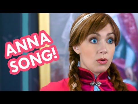 Princess Anna Song – That Would Not Be Me – After Frozen