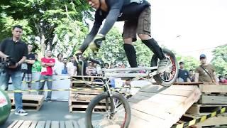 Bike Trial Surabaya 27 November 2011