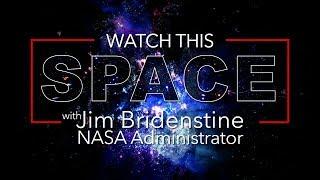 NASA Administrator Bridenstine Talks Webb Science with Nobel Laureate by NASA