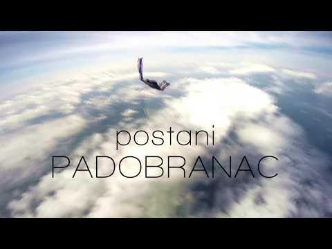 Skydive Croatia padobranska obuka