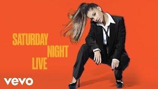 Video Ariana Grande - Dangerous Woman (Live On SNL) MP3, 3GP, MP4, WEBM, AVI, FLV Juni 2018