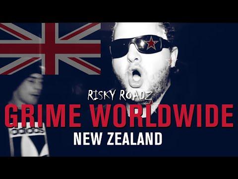 RISKY ROADZ GRIME WORLDWIDE | NEW ZEALAND – STS CREW @RISKYROADZ