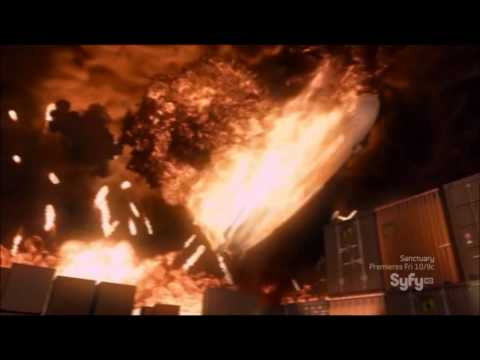 warehouse 13 season 3 finale explosion