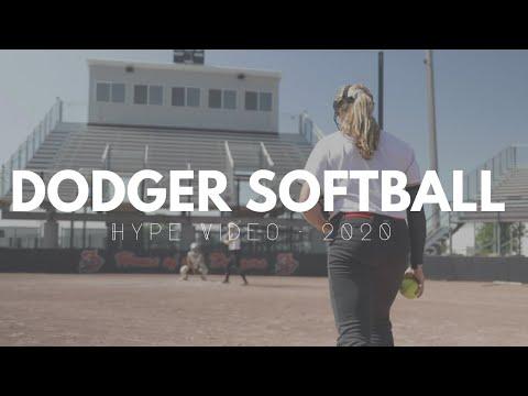 FDSH Dodger Softball - 2020 Hype Video