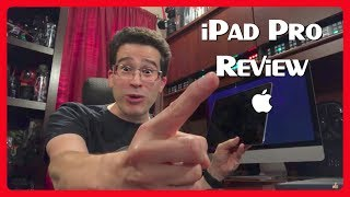 """iPad Pro 10.5"""" Review - with thoughts on iOS 11, ProMotion, the keyboard and more!iPad Pro GIVEAWAY: https://deals.lockergnome.com/giveaways/the-ipad-pro-10-5-giveawayhttps://twitter.com/ChrisPirillo https://instagram.com/ChrisPirillo https://facebook.com/chrispirillo Tech Stuff ► http://ChrisPirillo.com/Family Stuff ► http://GeekFamilyFun.com/Giveaways & Deals: http://deals.lockergnome.com/Subscribe to Me! ► http://bit.ly/SubChrisPirilloYes, our daughter's name is Jedi ► http://go.tagjag.com/jedipirilloChris & Diana Pirillo 1420 NW Gilman Blvd #2543Issaquah, WA 98027Hello, galaxy! I'm Chris Pirillo, and I love living the geek lifestyle - as a family-loving father, as an entrepreneur, as a Star Wars collector, as a retro video game player, as a LEGO minifigure fan, as a pop culture event producer, as a thrifting junkie, as an '80s nostalgia kidult, as a toy seeker, as a coupon clipper, as a consumer tech advisor, as a person who loves picking up the digital camera that's usually sitting inside his smartphone and recording whatever thoughts happen to be in my head at the time (or experiences that I'm happy to share with the world)!What I Like * ProMotion is a fantastic feature * 10.5"""" seems like the """"right"""" size * It's quite ready for iOS 11 * True Tone feature is quite nice * Battery life is sufficient for """"all-day"""" use * Camera lenses, flash are welcomed * Display is well suited for text, graphics * Speed is ample (doesn't feel any faster) * Good upgrade from 30-pin iPad generations * Enjoying more than 12.9"""" iPad * Audio is ample for average use * Incredibly portableWhat I Don't Like * Most apps are NOT optimized for the screen * It's an iterative improvement (not saying much) * ProMotion doesn't fix most iOS design, fluidity nightmares * Terribly expensive for perceived value * Unjustified upgrade from recent iPad generations * Hardware seems limited by lackluster software now * Does not come with fast-charging adapter & cable * You need to clean the screen near-"""